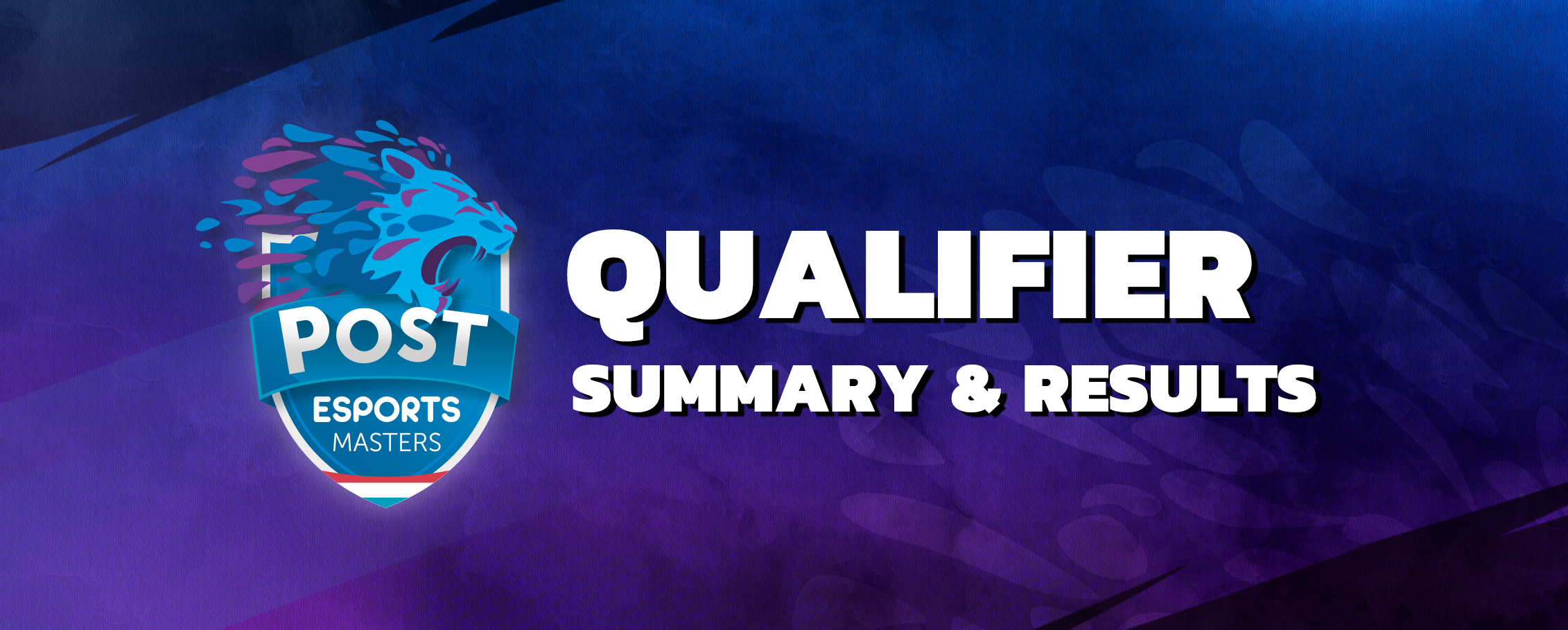 VISU ARTICLE - QUALIFIERS RESULTS