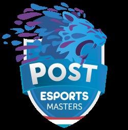 POST Esports Masters logo